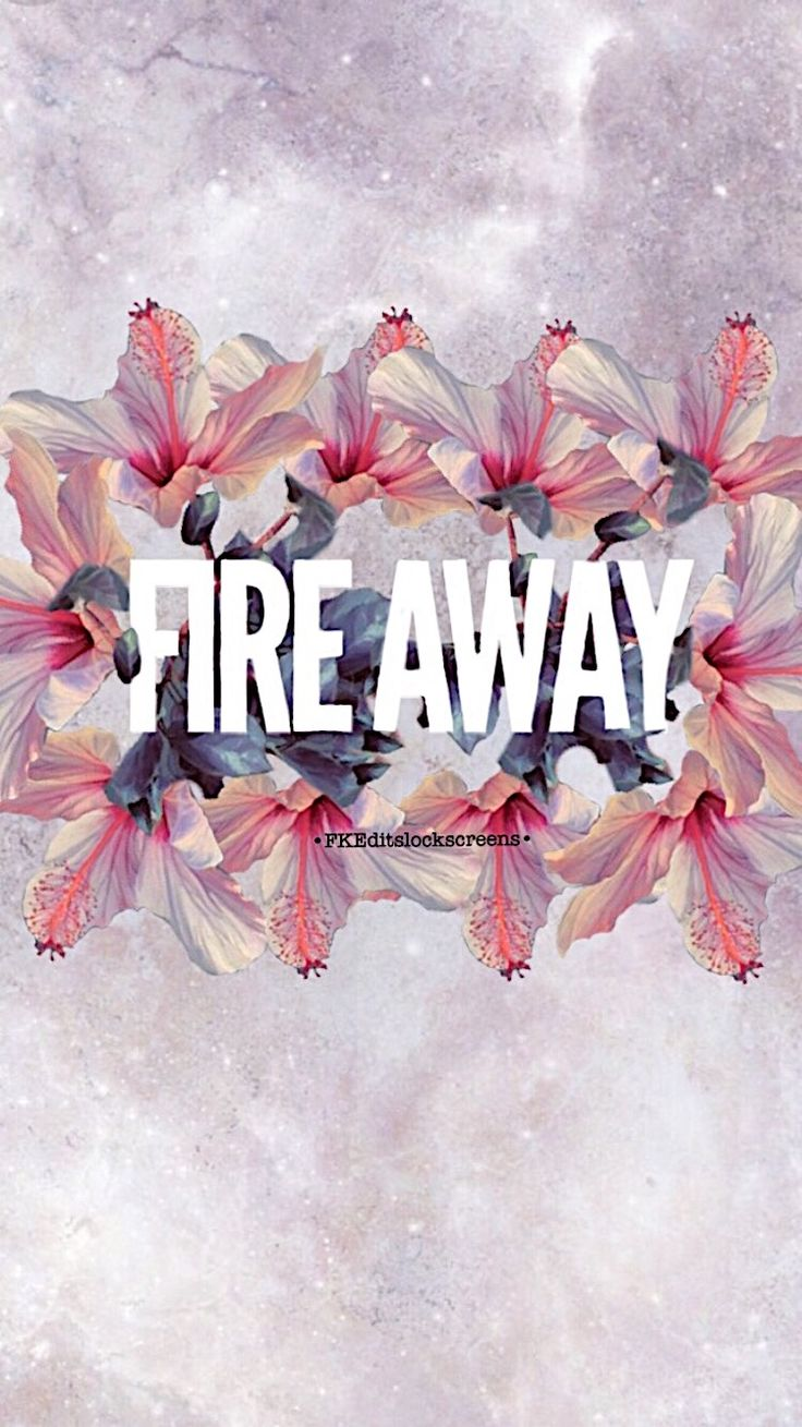 Fire Away from Flicker by Niall Horan Lockscreen Edit