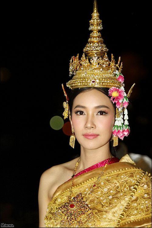 Noon in Thai Costume