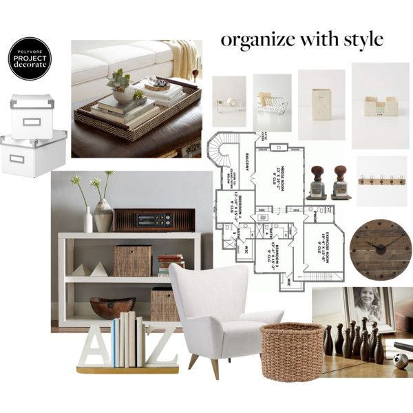 """organize"" by nionia on Polyvore"