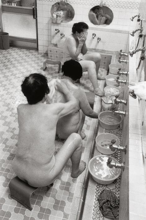 from Danny gay men in bath tubs
