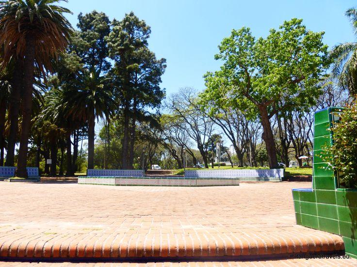 Patio andaluz, Parque Rodó, Montevideo