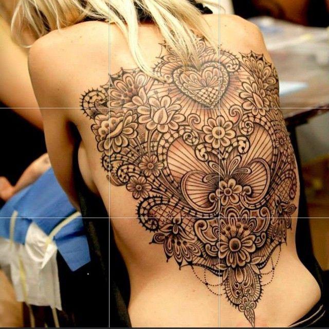 """#marcomanzotatto  #tattoo  #tattooed  #tatuagem  #romatattooconvention  #altamoda  #artecontemporanea  #BMW  #corpet  #corset  #dotwork  #ornamentaltattoo…"""