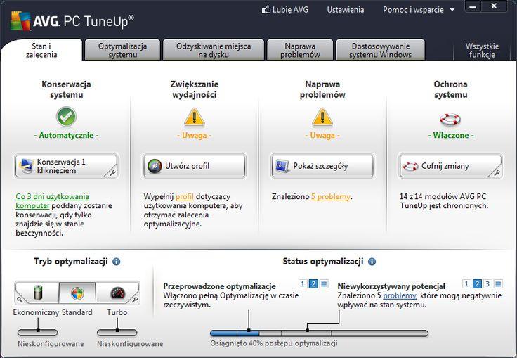 Ania testuje AVG PC TuneUp. Czy warto instalować to na Windows Vista?