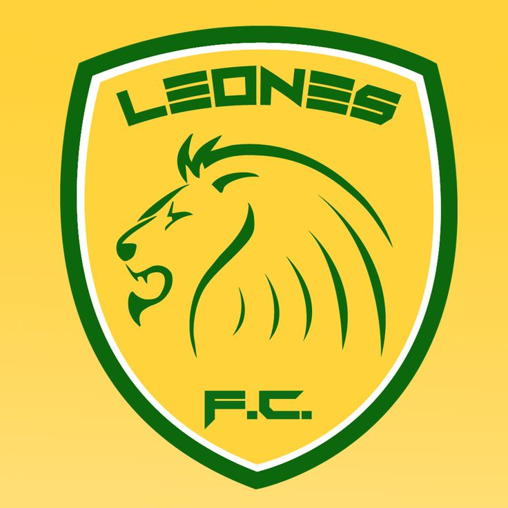 1957, Leones F.C. (Turbo, Colombia) #LeonesFC #Turbo #Colombia (L9690)