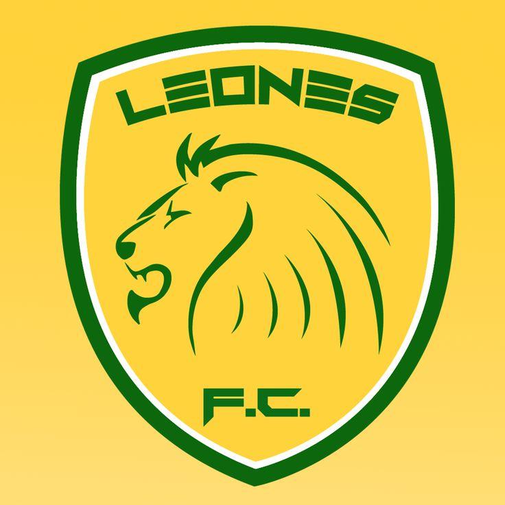 1957, Leones F.C. (Turbo, Colombia) #LeonesFC #Turbo #Colombia (L9690)