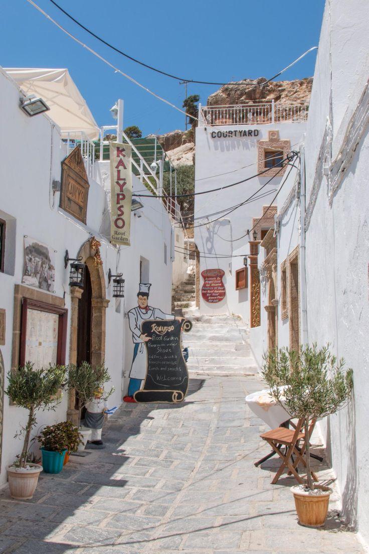 GREECE CHANNEL   #Lindos, #RHODES by Yolanda Hofland on 500px http://www.greece-channel.com/
