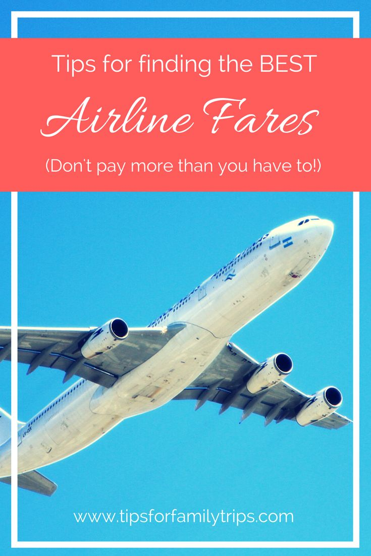 how to find cheap air tickets