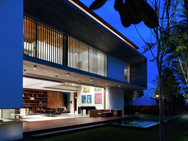 Gallery of M House / ONG&ONG Pte Ltd - 20