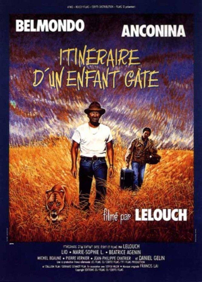 Itinéraire d'un enfant gâté, de Claude Lelouch