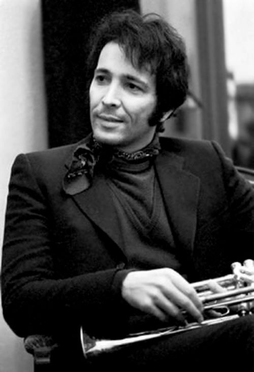 "Herb Albert.. pictured here without his Tijuana Brass. Great albums especially ""Whipped Cream and other Delights"""