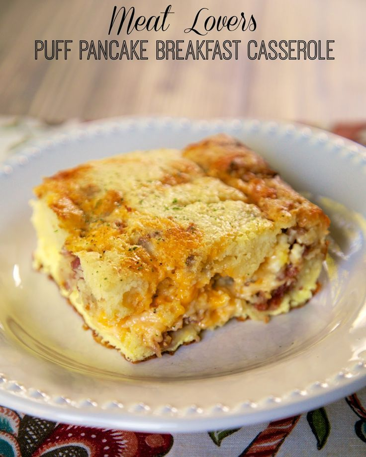 1000+ images about Recipes: Breakfast on Pinterest   Eggs, Bacon ...