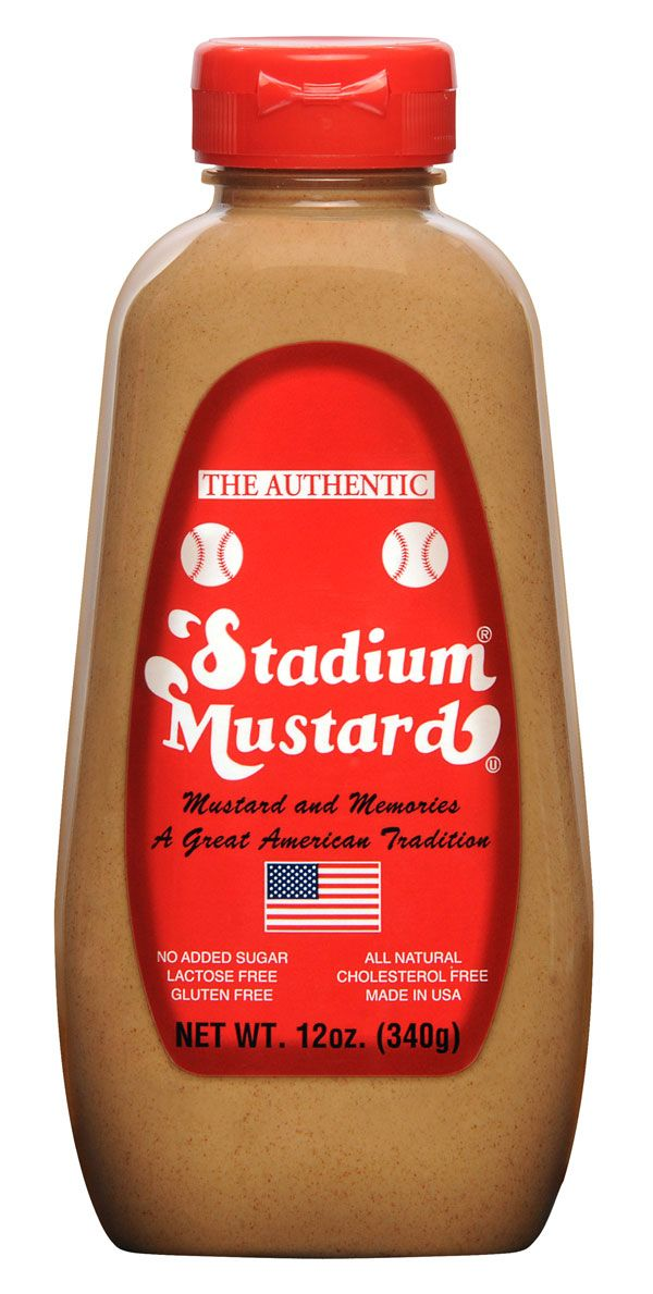 Stadium Mustard