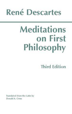Meditations pdf descartes