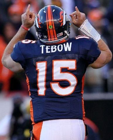 After three straight losses, Tebow & the Broncos outfought the Steelers in OT to advance