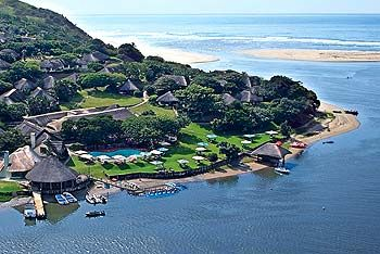 Umngazi river bungalows - Natal.  South Africa