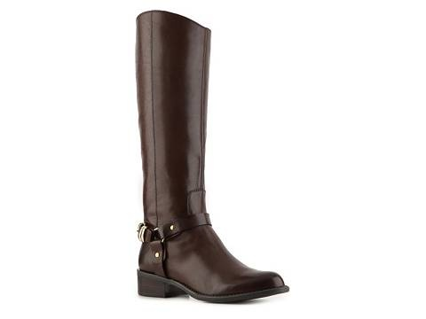 Franco Sarto Carlotta Riding Boot Women's Riding Boots Boots Women's Shoes - DSW $139 bought in black- comfortable, didn't even have to break them in- CUTE, too!