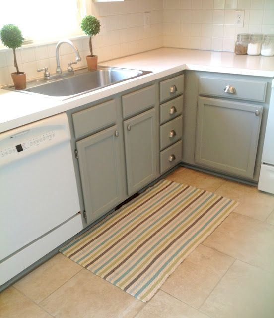 Revere Pewter Kitchen Cabinets: 1000+ Images About Painted Kitchen Cabinets On Pinterest