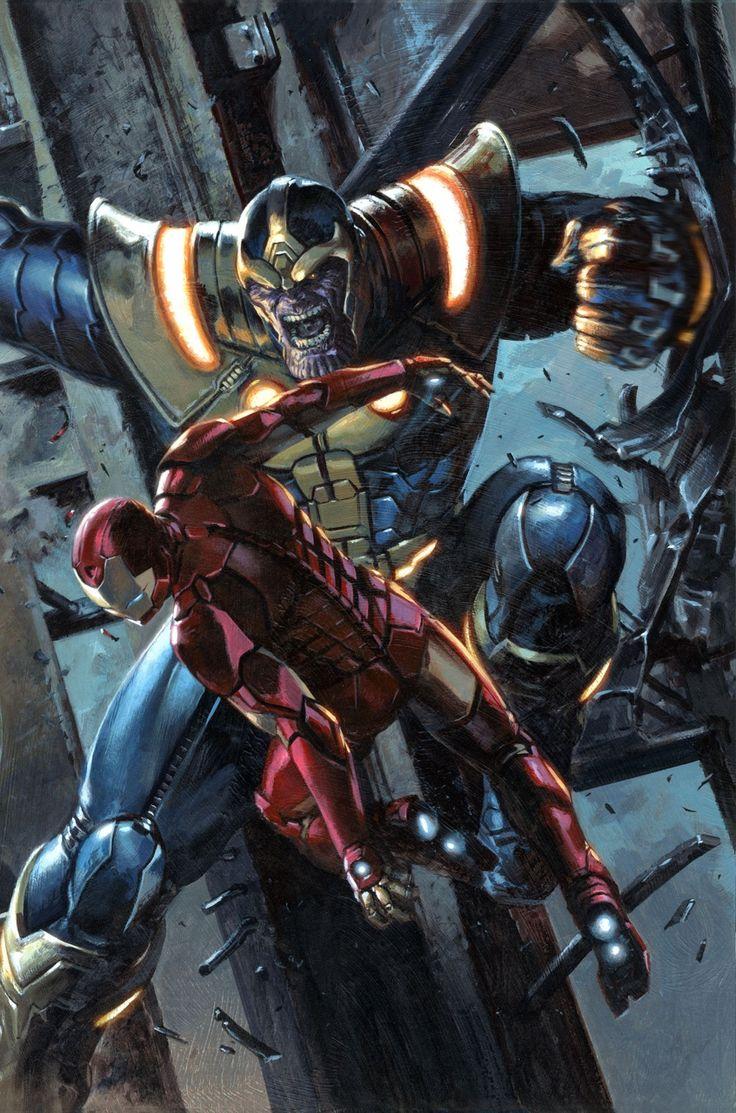 Anime Characters Vs Thanos : Best iron man fan art ideas on pinterest