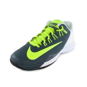 NEW NikeMen's Lunar Ballistec 1.5 Tennis Shoeoffers ultimate durability, lightweight design, & superior cushioning. #nikeshoes #spring2015 #tennisexpress
