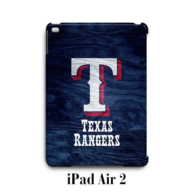 Texas Rangers Custom iPad Air 2 Case Cover Wrap Around