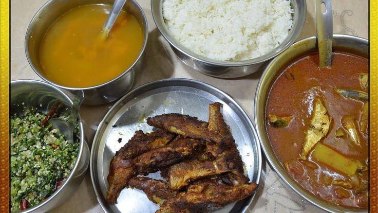 Fish Gravy | Fish Kulambu  | Fish Fry | Radish Poriyal | Radish Rasam | ...