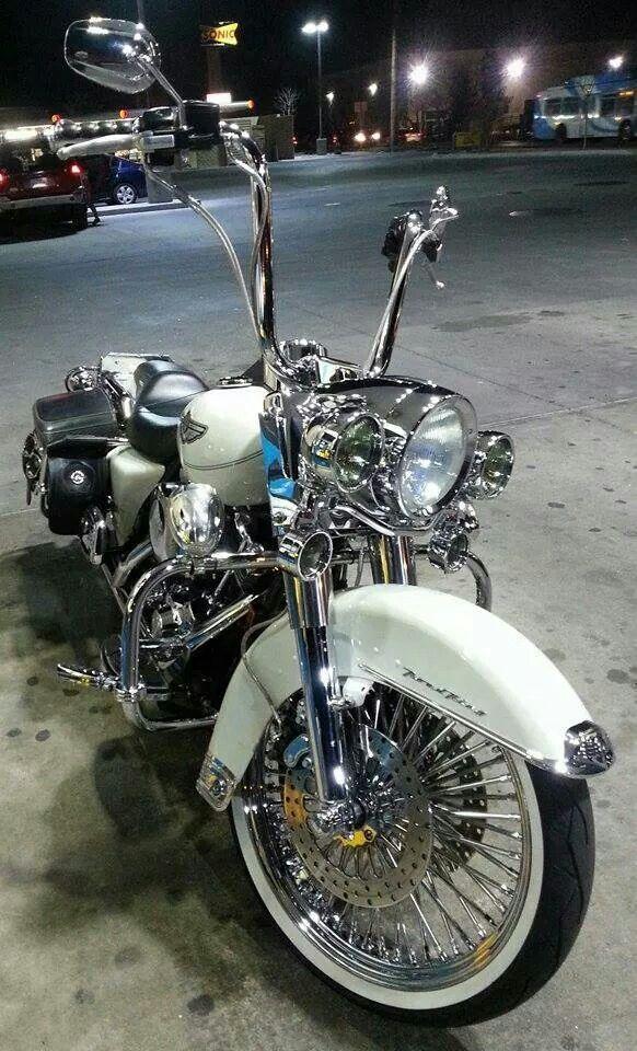 Harley Davidson Saddlebags: Pin By Viking Bags On Motorcycles