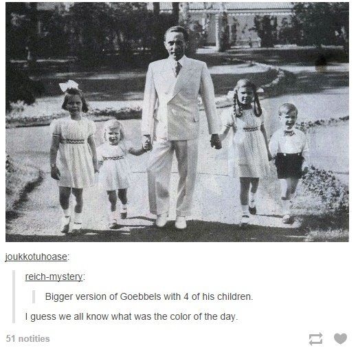 Joseph Goebbels Club Foot