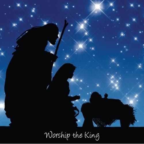 Nativity Scene, love it!                                                                                                                                                                                 More