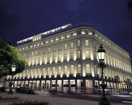Kempinski to open historic Havana hotel with 1,000sq m Resense Spa