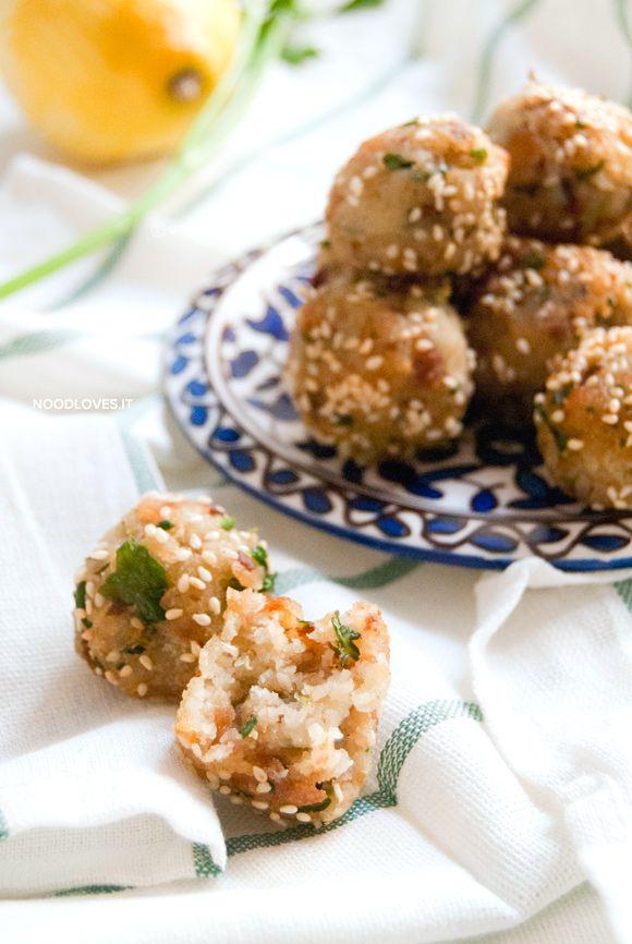 100% Vegan Breadballs! (meatballs meat-free)  The recipe…