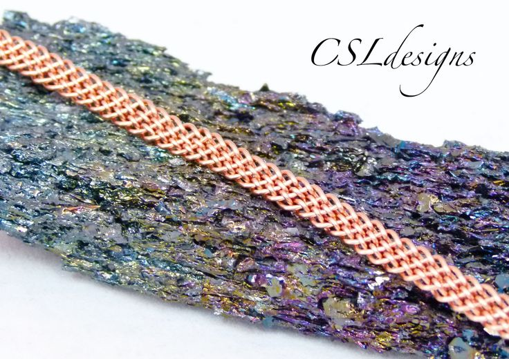 In this tutorial I show you how to make a flat kumihimo braid using wire. Many different gauges can be used for this technique depending on the desired proje...