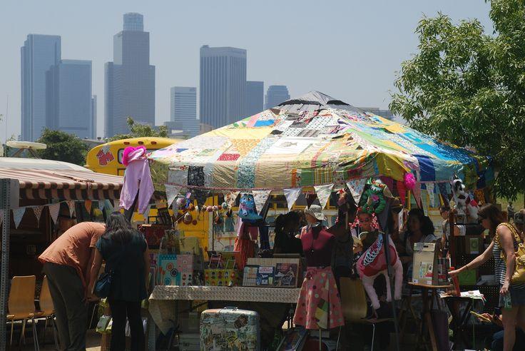 Groovy Tent!