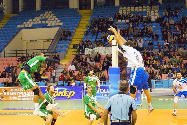 Νίκες για Εθνικό Αλεξανδρούπολης και Ορεστιάδα στην πρεμιέρα της Volleyleague