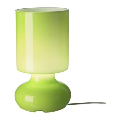 Oooo- this LYKTA Table lamp is nice... now if only it was sold outside of CA.  And it would have to go somewhere that Baby couldn't reach.  Hmmm.  Perhaps I'll just keep looking...