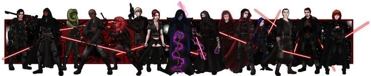 The Hands of Darkness: EU Based Sith Empire Rp Guild