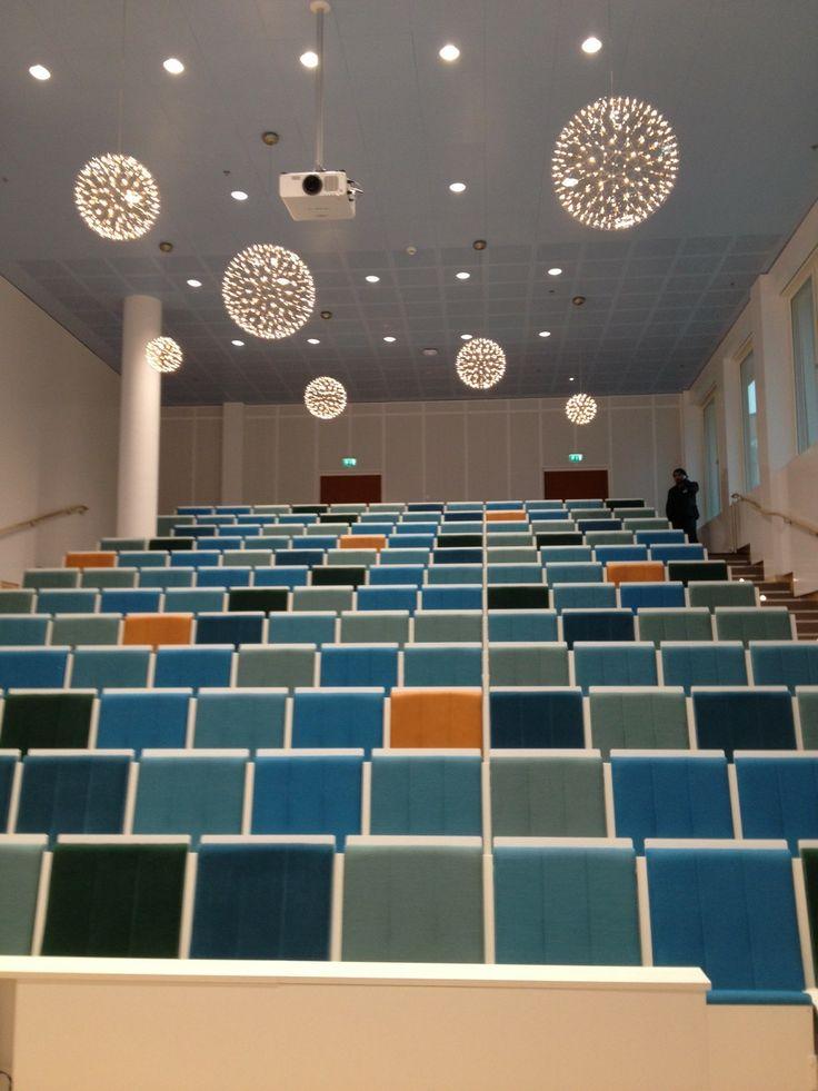 Skanska's new HQ in Stockholm Picture: Skanska Kodit