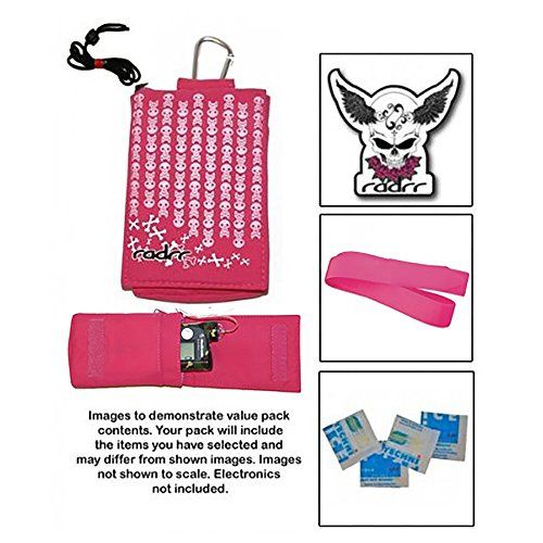 Insulin Pump Case Value Pack - Pink Skulls >>> Find out more about the great product at the image link.