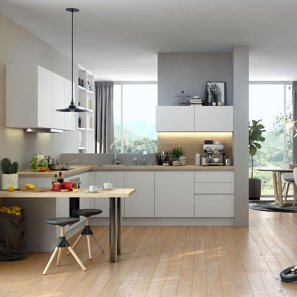 resopal küche  einbauküchen für die ganze familie