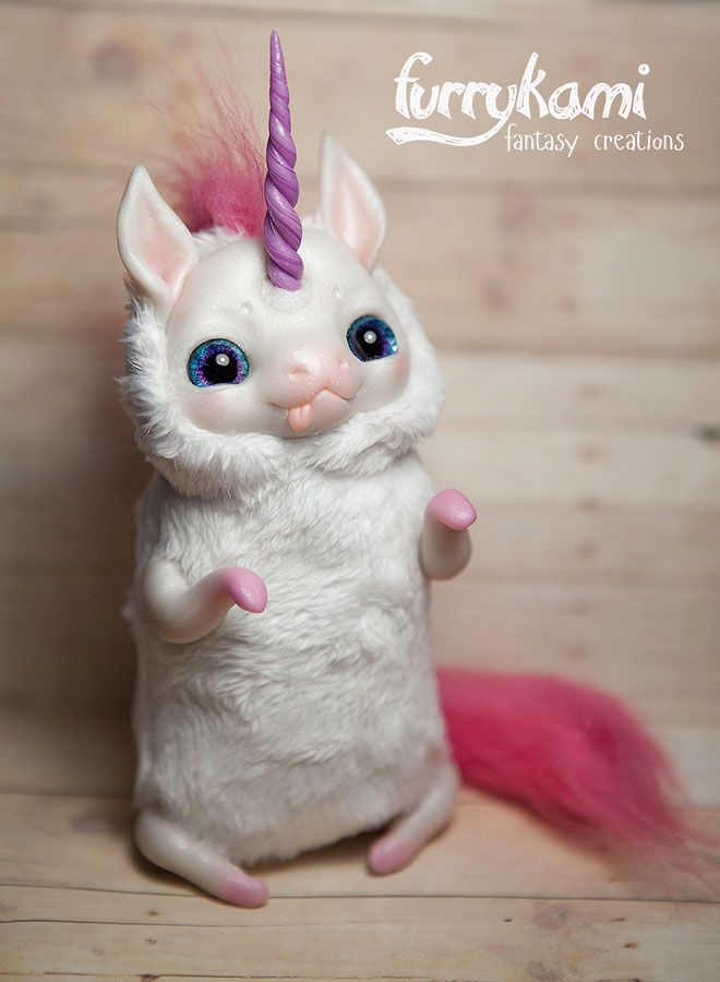 Unicorn by Furrykami-creatures.deviantart.com on @DeviantArt