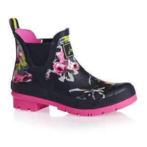 Joules Short Welly Boot - Multi Colour |