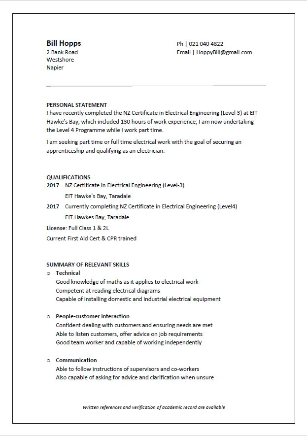 Cv Template For Part Time Job Wpawpartco Cv Format For Job Job Resume Template Resume Examples