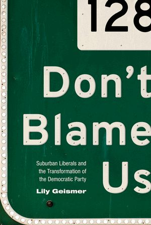 """""""Don't Blame Us traces the reorientation of modern liberalism and the Democratic Party away from their roots in labor union halls of northern cities to white-collar professionals in postindustrial high-tech suburbs, and casts new light on the importance of suburban liberalism in modern American political culture."""""""