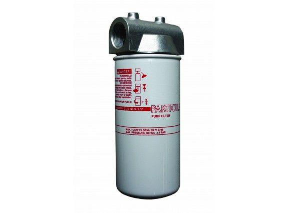 """93 LPM. 1"""" BSP High Flow Fuel Filter"""
