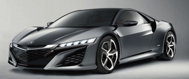 Acura NSX Matches Ferrari at Audi R8 Price