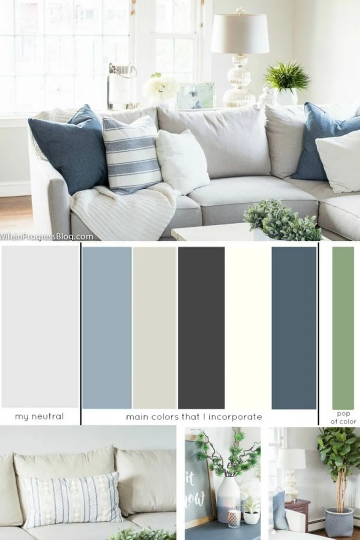 Top 25 Ideas About Beach Color Schemes On Pinterest