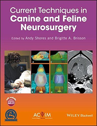 Current techniques in canine and feline neurosurgery pdf download current techniques in canine and feline neurosurgery pdf download e book medical e books pinterest fandeluxe Choice Image