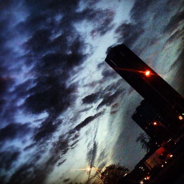Stormy Night Instagram photo by Solopress