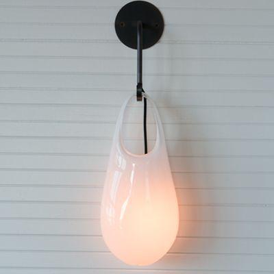 SkLO Studio modern lighting design featuring handblown glass elements