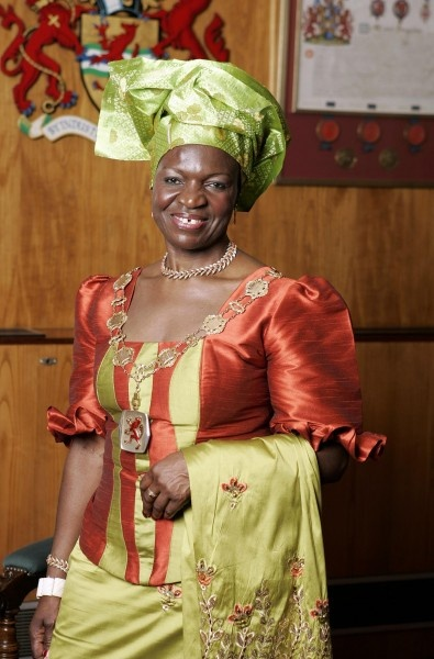 Nigerian-Born Kate Anolue, The New Mayor of Enfield Council,London