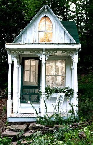 25 best ideas about victorian sheds on pinterest for Victorian garden shed designs